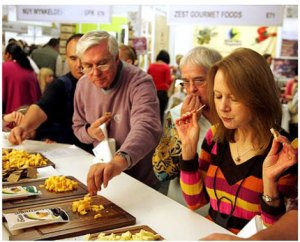 Taste and buy artisan and farmstead cheese at the biggest cheese show in Canada.