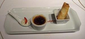 A stunning dessert