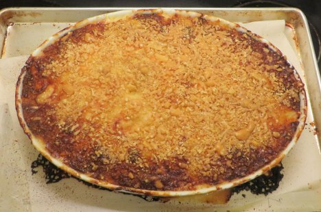 Five-cheese Potato Gratin: Scalloped potatoes never tasted so good.