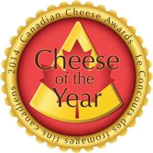 Logo - Cheese of the Year