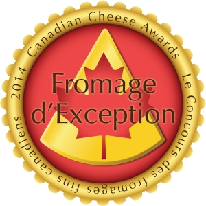 Logo - Fromage d'exception
