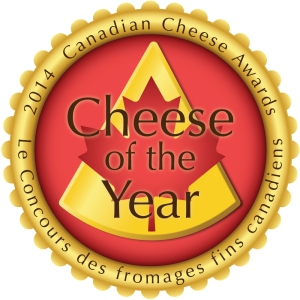 Who will win Canadian Cheese of the Year honours?