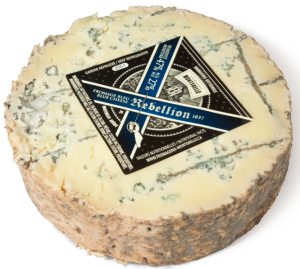 Rebellion 1837 made by Fromagerie Montebello took top blue-cheese honours.