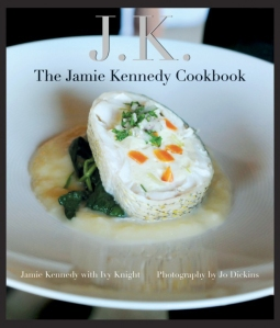 Jamie Kennedy's first cookbook in more than a decade.