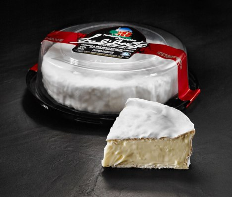 Laliberté, an aromatic triple crème made by Fromagerie du Prebystere, is Grand Champion of the 2015 Canadian Cheese Grand Prix. Kudos to Jean Morin!