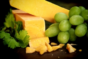 Excellent Canadian cheddar: Mainstay at Wilton Cheese since 1867.