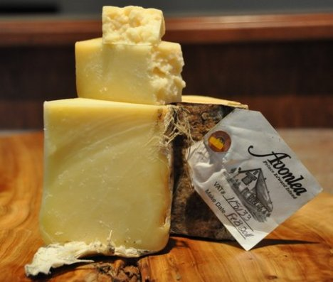 Avonlea Clothbound Cheddar: Canadian Cheese of the Year.