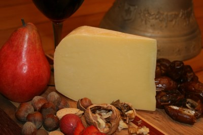 Rathtrevor made by Little Qualicum Cheeseworks in Parksville on Vancouver Island.